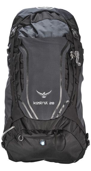 Osprey Kestrel 28 Backpack Men Ash Grey